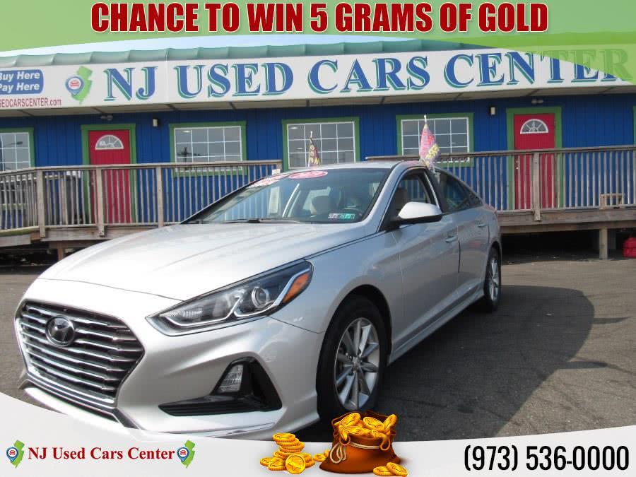 Used 2018 Hyundai Sonata in Irvington, New Jersey   NJ Used Cars Center. Irvington, New Jersey