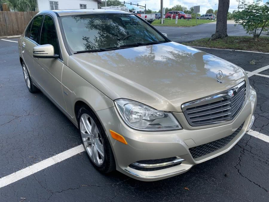 Used 2012 Mercedes-Benz C-Class in Longwood, Florida | Majestic Autos Inc.. Longwood, Florida