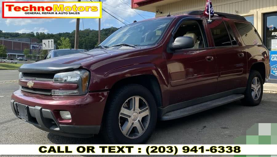 Used 2005 Chevrolet TrailBlazer in Danbury , Connecticut | Techno Motors . Danbury , Connecticut