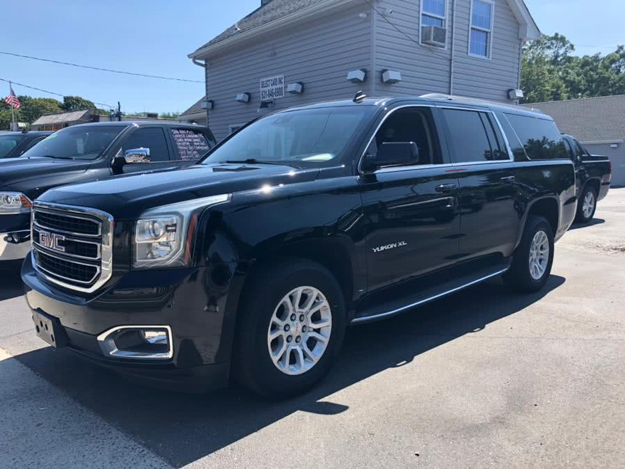 Used GMC Yukon XL 4WD 4dr SLT 2015 | Select Cars Inc. Selden, New York