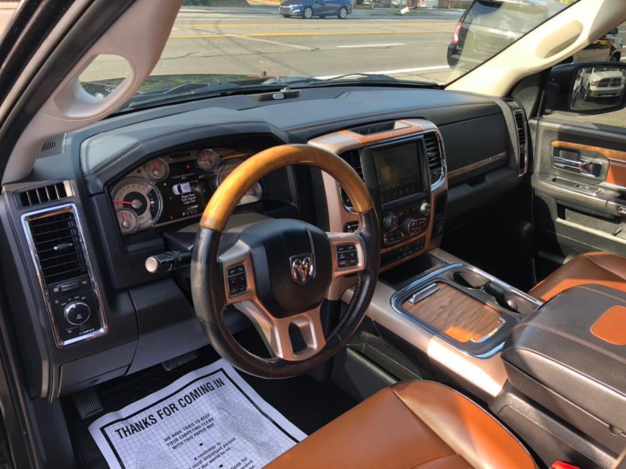 "Used Ram 1500 4WD Crew Cab 140.5"" Longhorn 2016   Select Cars Inc. Selden, New York"