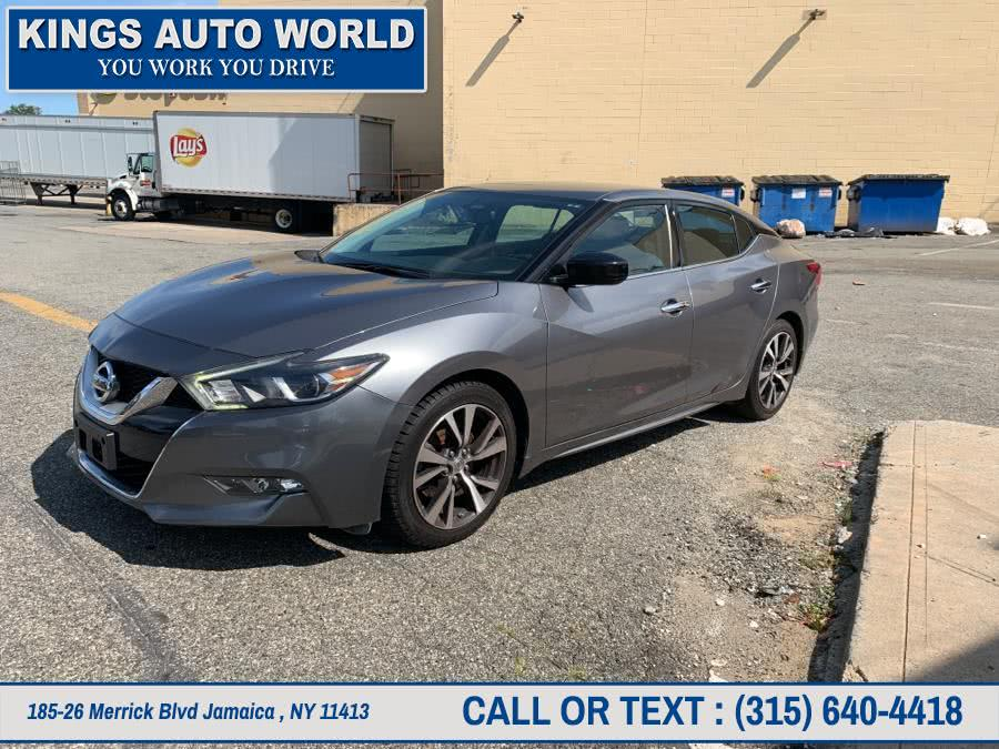 Used Nissan Maxima 4dr Sdn 3.5 S 2016 | Kings Auto World. Jamaica , New York