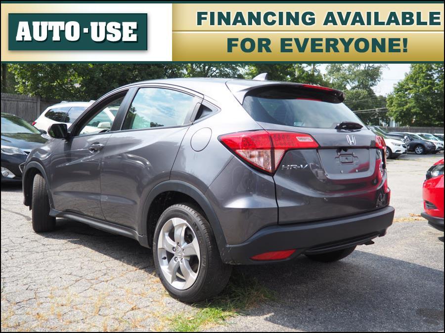 Used Honda Hr-v LX 2017 | Autouse. Andover, Massachusetts