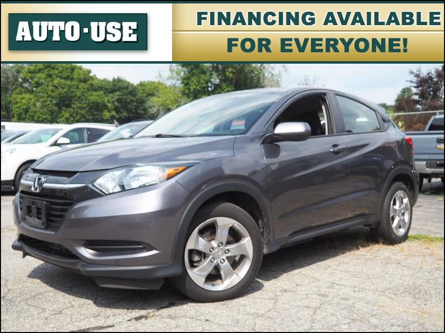 Used 2017 Honda Hr-v in Andover, Massachusetts | Autouse. Andover, Massachusetts