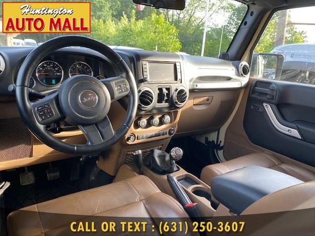 Used Jeep Wrangler Unlimited 4WD 4dr Sahara 2011 | Huntington Auto Mall. Huntington Station, New York