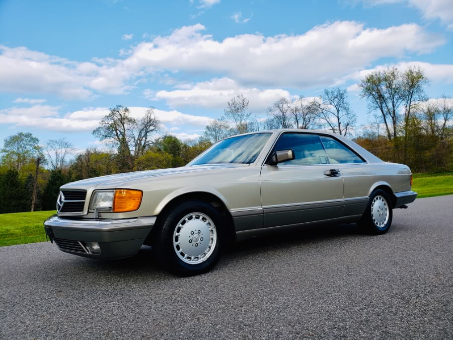 Used 1991 Mercedes-Benz 560 Series in North Salem, New York | Meccanic Shop North Inc. North Salem, New York