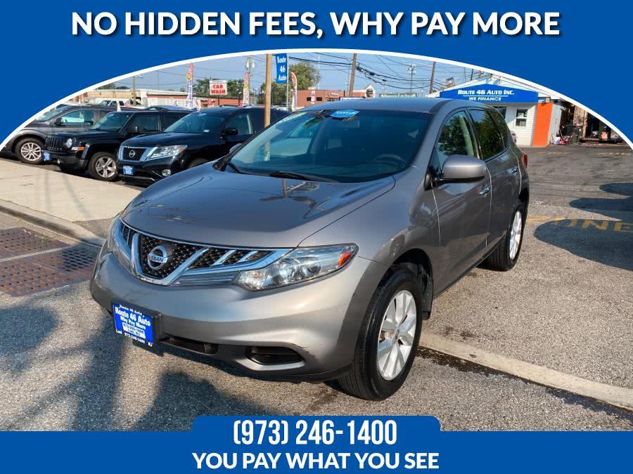 Used 2011 Nissan Murano in Lodi, New Jersey | Route 46 Auto Sales Inc. Lodi, New Jersey
