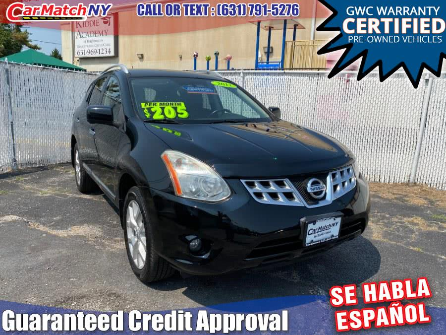 Used 2012 Nissan Rogue in Bayshore, New York | Carmatch NY. Bayshore, New York