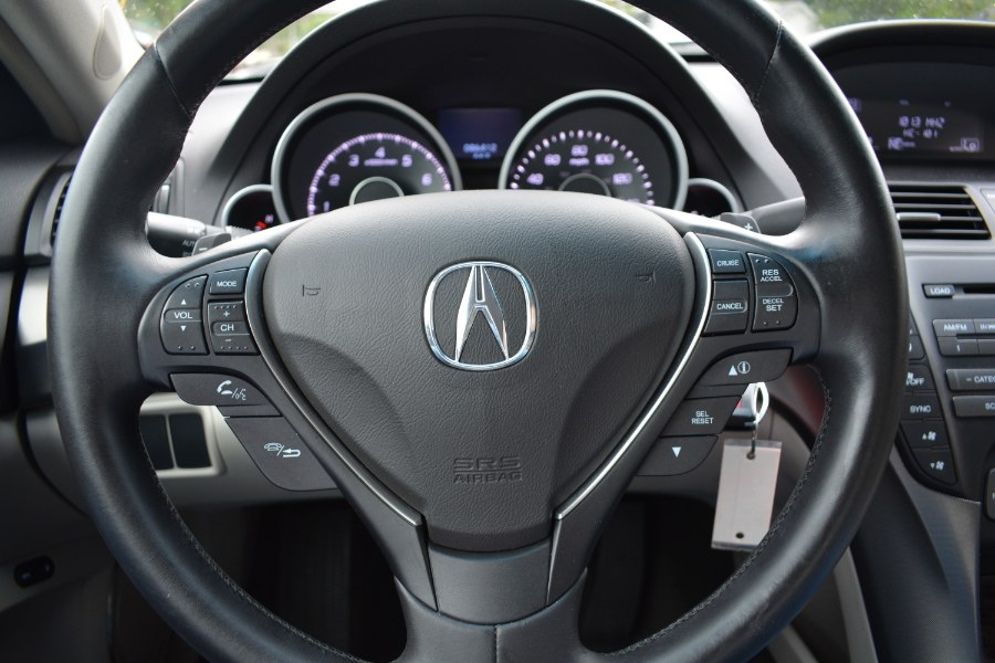 Used Acura TL 4dr Sdn Auto 2WD 2012 | Longmeadow Motor Cars. ENFIELD, Connecticut