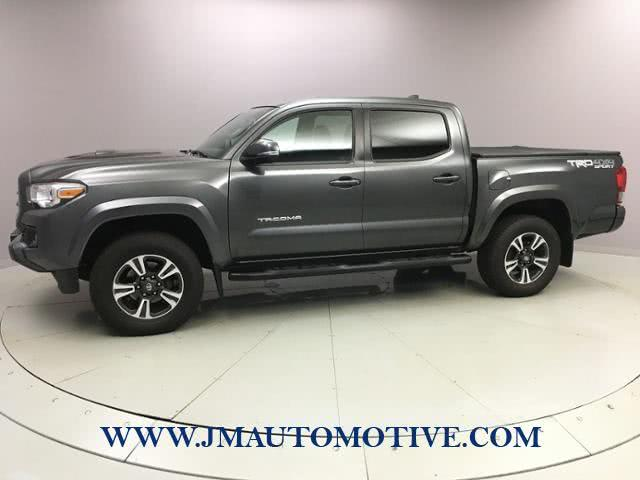 Used 2017 Toyota Tacoma in Naugatuck, Connecticut | J&M Automotive Sls&Svc LLC. Naugatuck, Connecticut