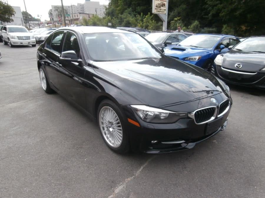 Used 2014 BMW 3 Series in Waterbury, Connecticut | Jim Juliani Motors. Waterbury, Connecticut