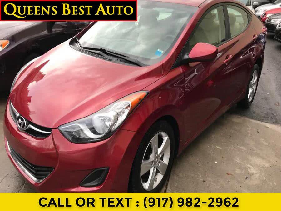 Used 2013 Hyundai Elantra in Hollis, New York | Queens Best Auto Body / Sales. Hollis, New York
