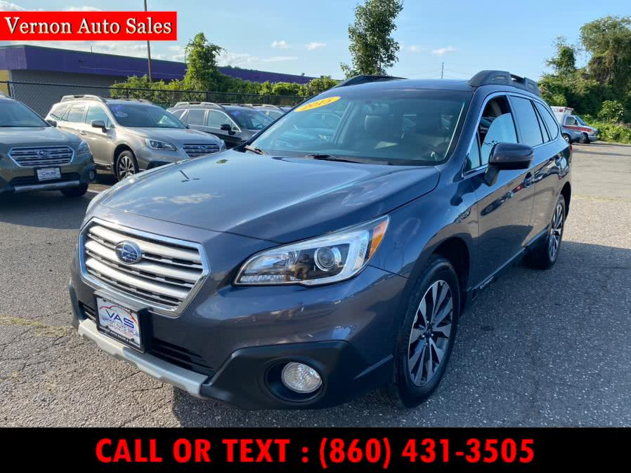 Used Subaru Outback 4dr Wgn 2.5i Limited PZEV 2015 | Vernon Auto Sale & Service. Manchester, Connecticut