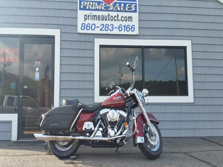 Used 2001 Harley Davidson FLHRCI in Thomaston, Connecticut