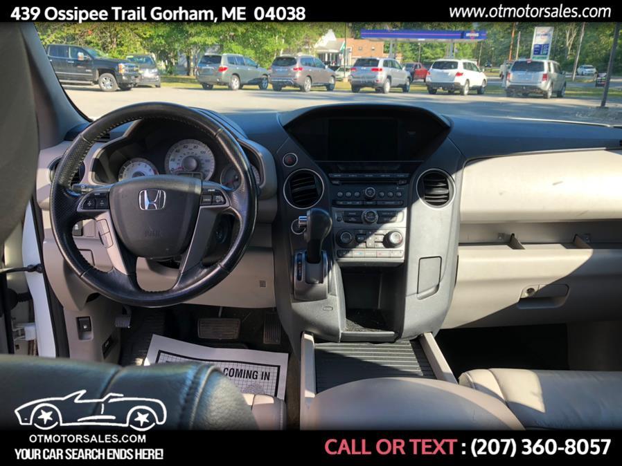 Used Honda Pilot 4WD 4dr EX-L 2015 | Ossipee Trail Motor Sales. Gorham, Maine