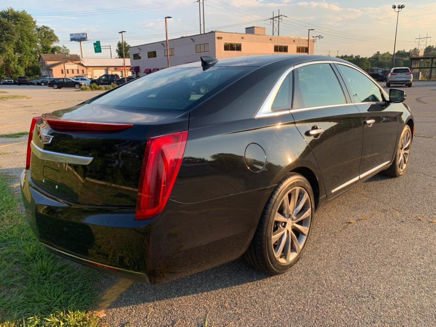 Used Cadillac XTS 4dr Sdn Livery Package FWD 2017 | Danny's Auto Sales. Methuen, Massachusetts