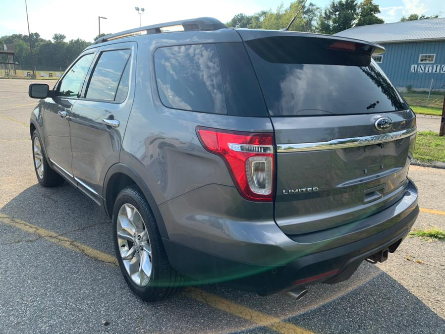 Used Ford Explorer 4WD 4dr Limited 2013   Danny's Auto Sales. Methuen, Massachusetts