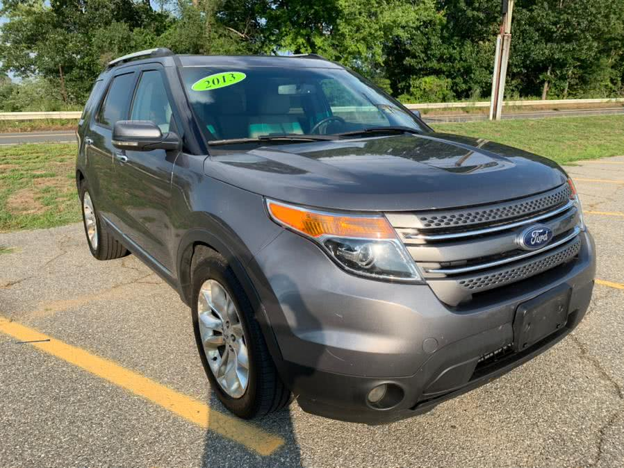 Used Ford Explorer 4WD 4dr Limited 2013 | Danny's Auto Sales. Methuen, Massachusetts