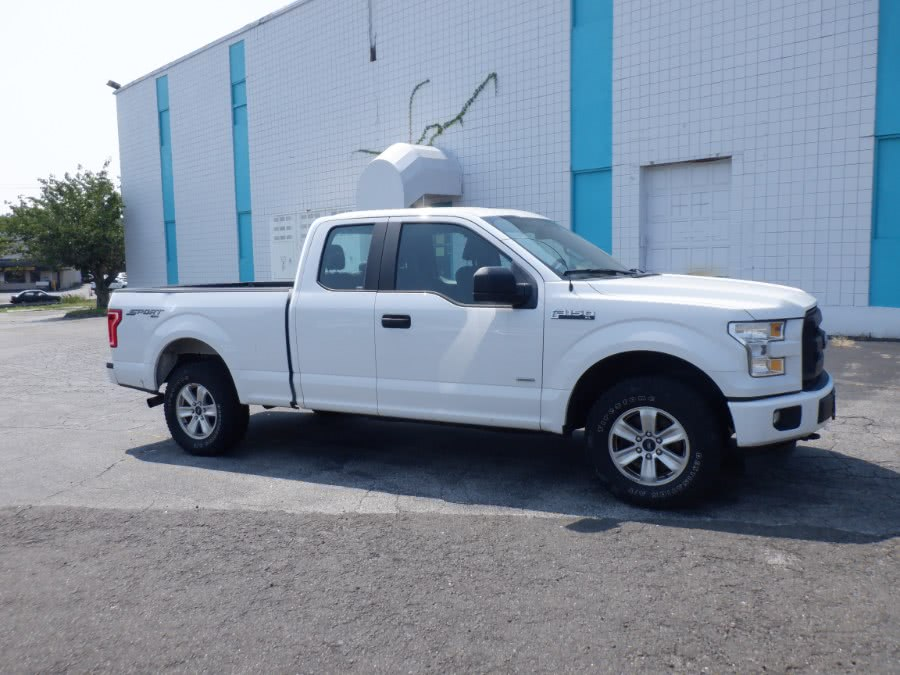 Used Ford F-150 XL 4WD SuperCab 6.5'' Box 2017 | Dealertown Auto Wholesalers. Milford, Connecticut