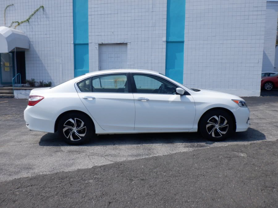 Used Honda Accord Sedan LX CVT 2017 | Dealertown Auto Wholesalers. Milford, Connecticut