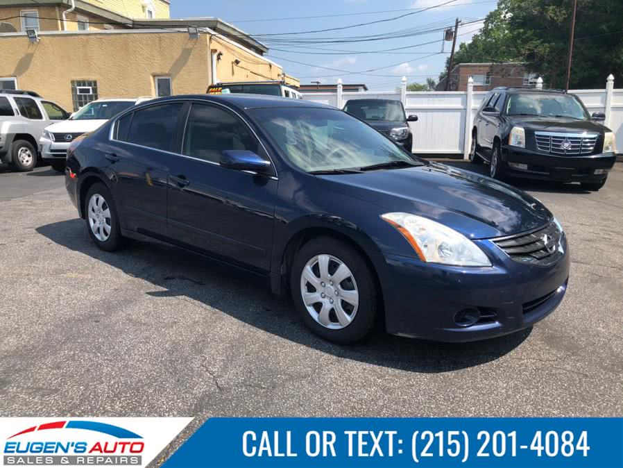 Used 2010 Nissan Altima in Philadelphia, Pennsylvania | Eugen's Auto Sales & Repairs. Philadelphia, Pennsylvania