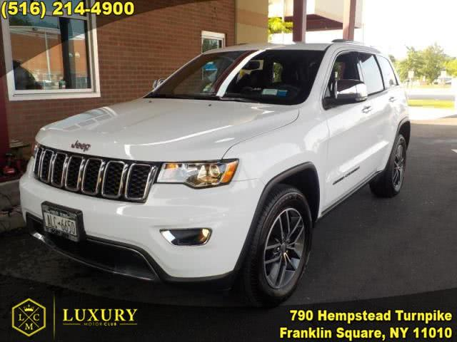 Used Jeep Grand Cherokee Limited 4x4 2017   Luxury Motor Club. Franklin Square, New York