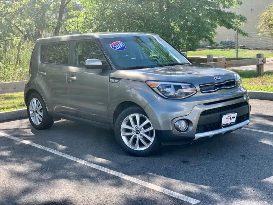 Used Kia Soul Plus 2018 | Sena Motors Inc. Revere, Massachusetts