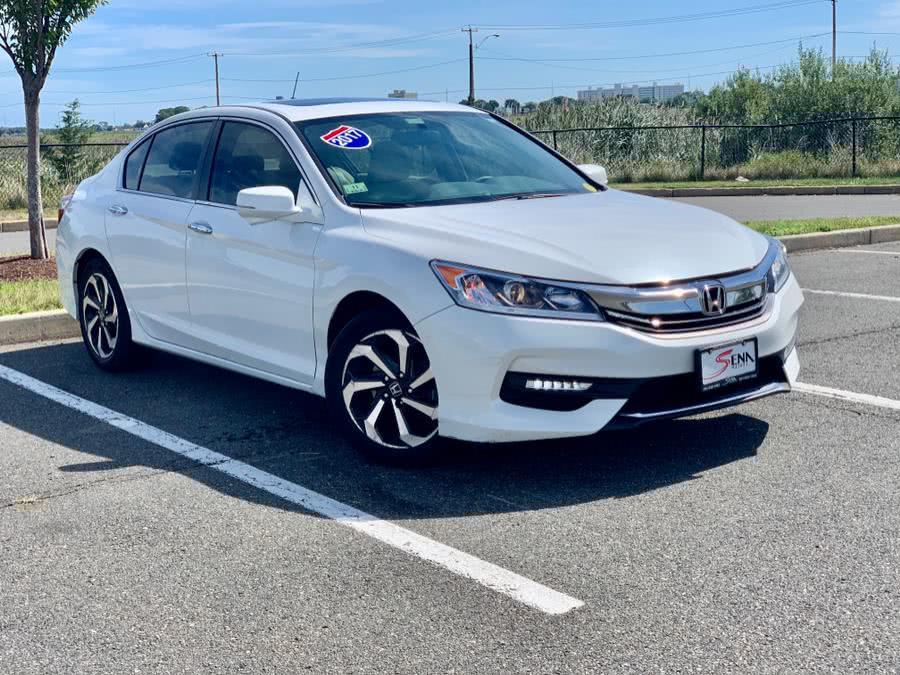 Used Honda Accord Sedan EX CVT 2017   Sena Motors Inc. Revere, Massachusetts