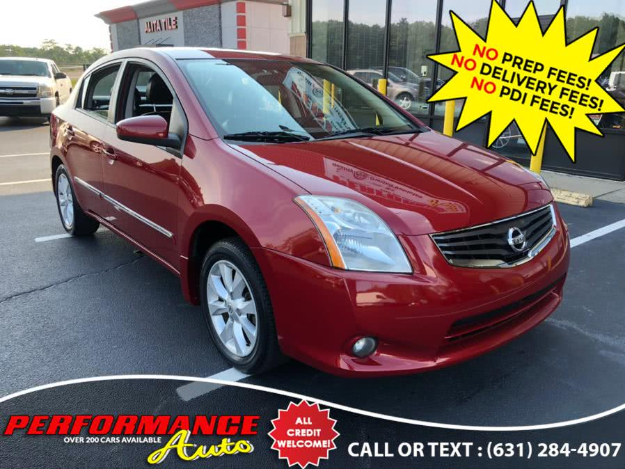 Used Nissan Sentra 4dr Sdn I4 CVT 2.0 SL 2010 | Performance Auto Inc. Bohemia, New York