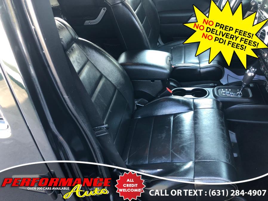 Used Jeep Wrangler Unlimited 4WD 4dr Sahara 2012 | Performance Auto Inc. Bohemia, New York