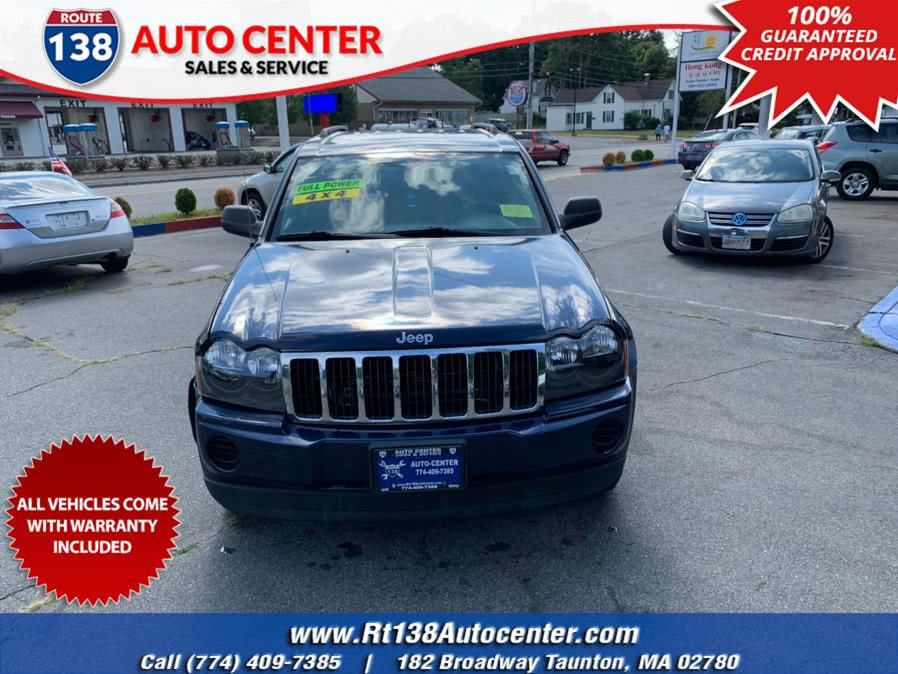 Used 2006 Jeep Grand Cherokee in Taunton, Massachusetts | Rt 138 Auto Center Inc . Taunton, Massachusetts