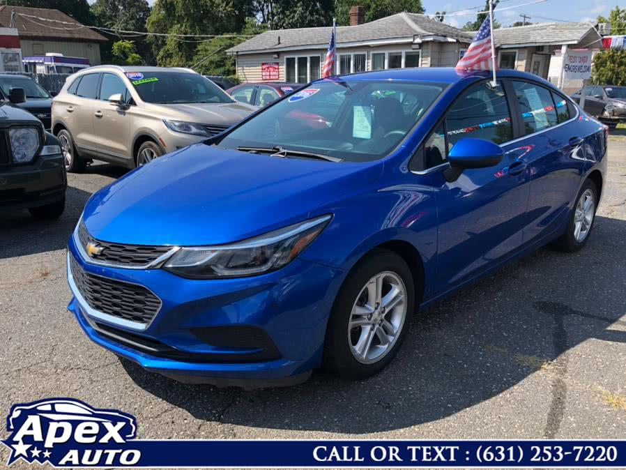 Used 2016 Chevrolet Cruze in Selden, New York | Apex Auto. Selden, New York