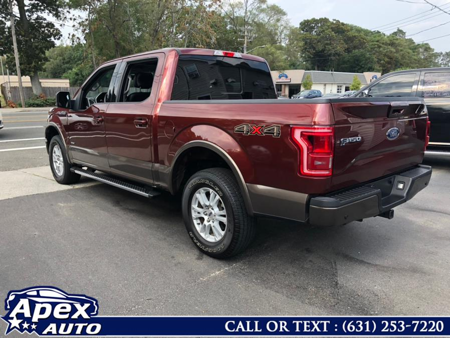 "Used Ford F-150 4WD SuperCrew 145"" Lariat 2016 