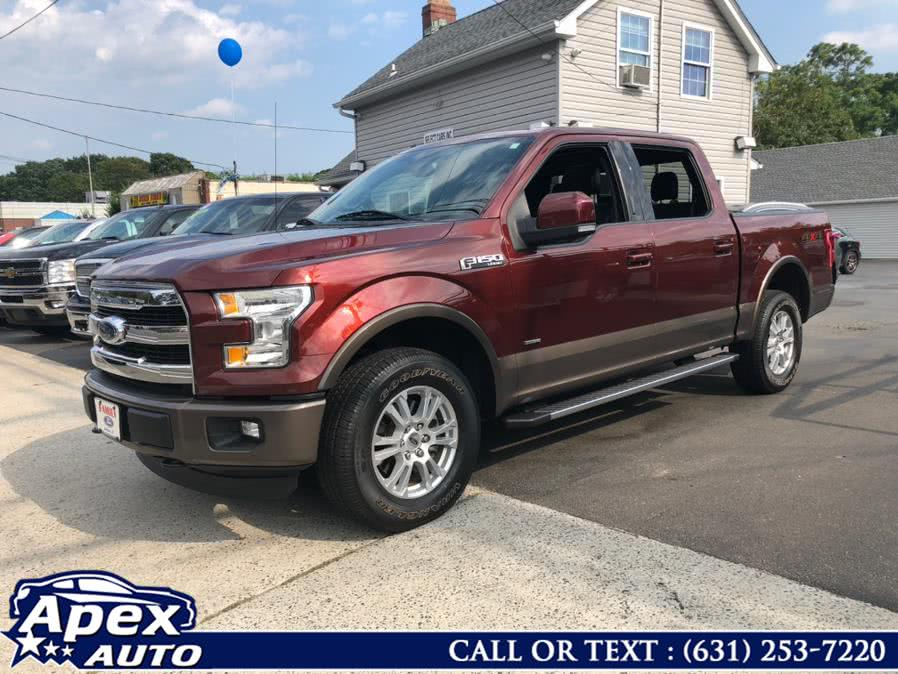 Used 2016 Ford F-150 in Selden, New York | Apex Auto. Selden, New York