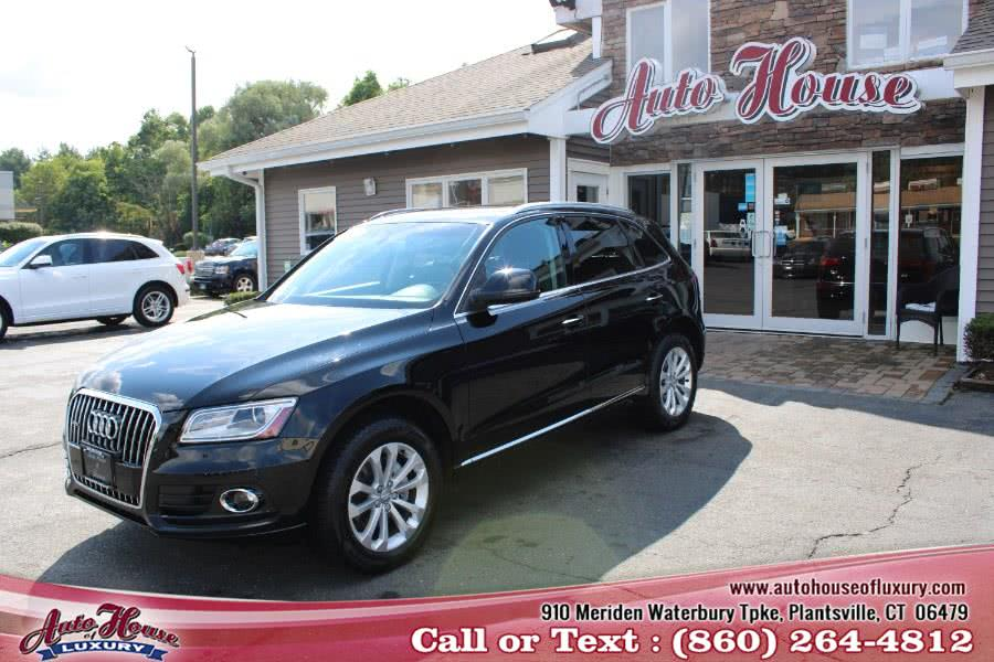 Used Audi Q5 quattro 4dr 2.0T Premium 2015 | Auto House of Luxury. Plantsville, Connecticut