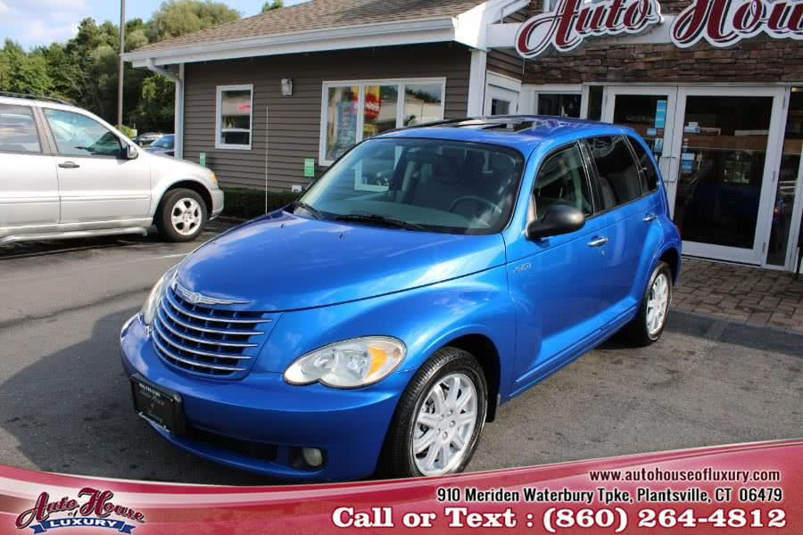 Used Chrysler PT Cruiser 4dr Wgn Limited 2006 | Auto House of Luxury. Plantsville, Connecticut