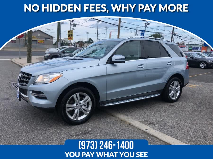 Used 2015 Mercedes-Benz M-Class in Lodi, New Jersey | Route 46 Auto Sales Inc. Lodi, New Jersey