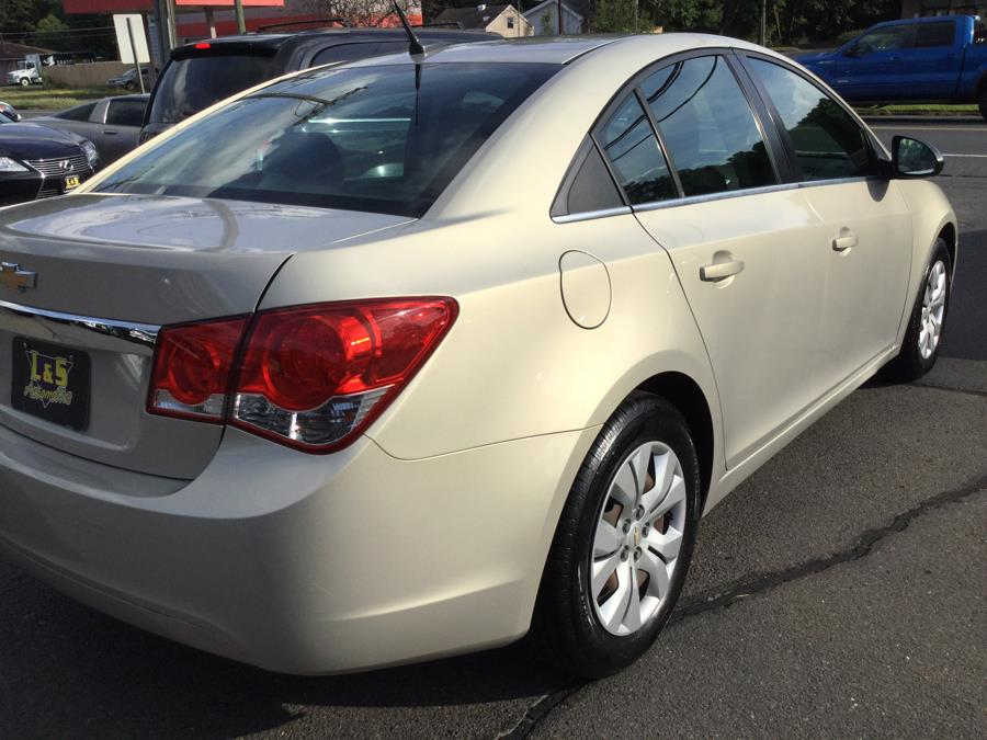 Used Chevrolet Cruze 4dr Sdn LS 2012 | L&S Automotive LLC. Plantsville, Connecticut