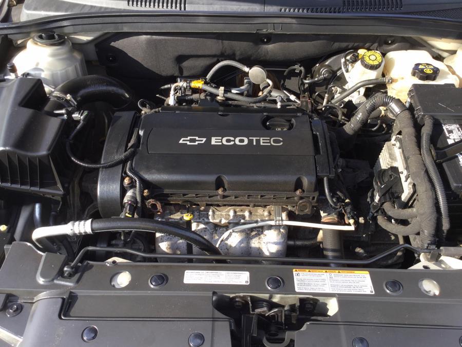 Used Chevrolet Cruze 4dr Sdn LS 2012 | L&S Automotive LLC. Plantsville, Connecticut