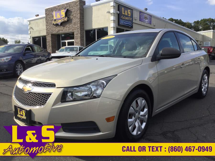 Used 2012 Chevrolet Cruze in Plantsville, Connecticut | L&S Automotive LLC. Plantsville, Connecticut