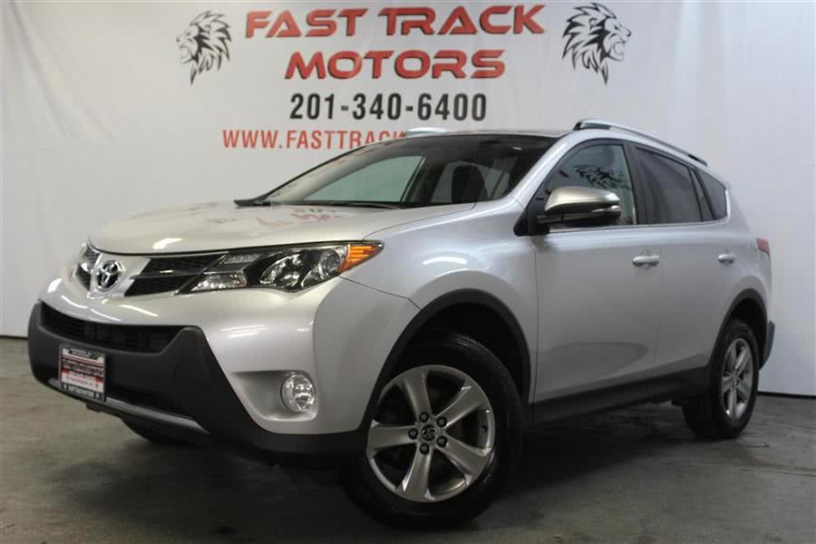 Used 2015 Toyota Rav4 in Paterson, New Jersey | Fast Track Motors. Paterson, New Jersey