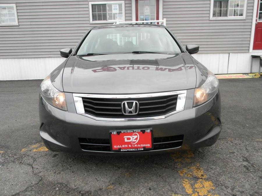 Used Honda Accord Sdn 4dr I4 Auto LX 2009   DZ Automall. Paterson, New Jersey