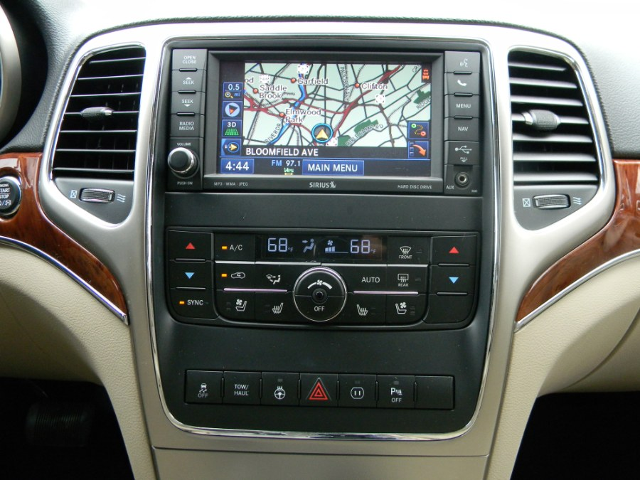 Used Jeep Grand Cherokee 4WD 4dr Limited 2012 | DZ Automall. Paterson, New Jersey