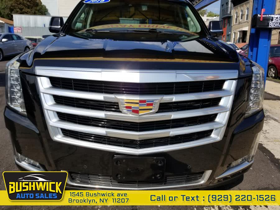 Used 2016 Cadillac Escalade ESV in Brooklyn, New York | Bushwick Auto Sales LLC. Brooklyn, New York