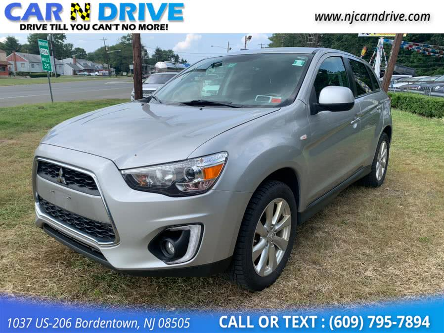 Used Mitsubishi Outlander Sport SE AWC 2015 | Car N Drive. Bordentown, New Jersey