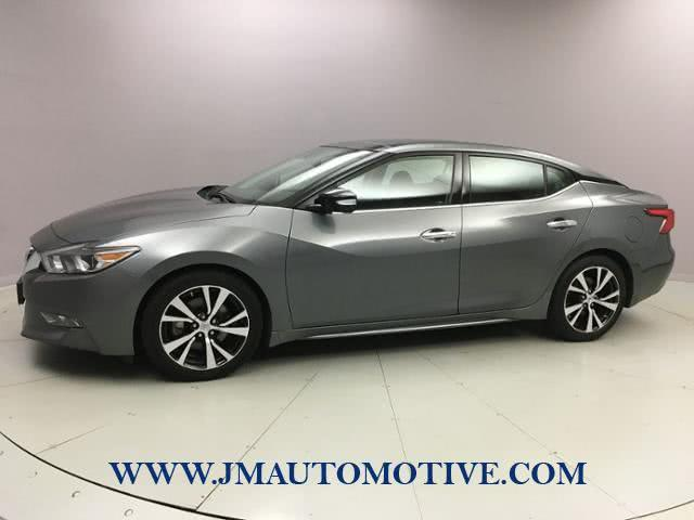 Used 2017 Nissan Maxima in Naugatuck, Connecticut | J&M Automotive Sls&Svc LLC. Naugatuck, Connecticut