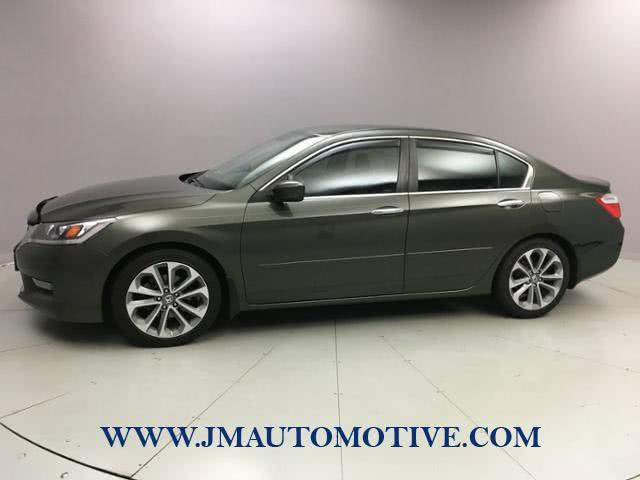 Used 2014 Honda Accord in Naugatuck, Connecticut | J&M Automotive Sls&Svc LLC. Naugatuck, Connecticut