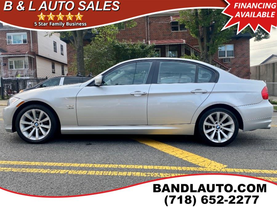 Used BMW 3 Series 4dr Sdn 328i xDrive AWD SULEV 2009 | B & L Auto Sales LLC. Bronx, New York