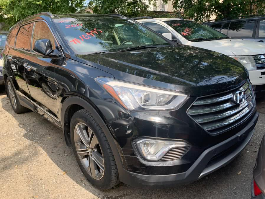 Used 2014 Hyundai Santa Fe in Brooklyn, New York | Atlantic Used Car Sales. Brooklyn, New York
