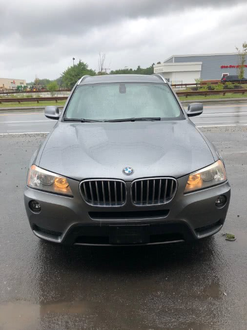 Used BMW X3 AWD 4dr 28i 2011 | J & A Auto Center. Raynham, Massachusetts